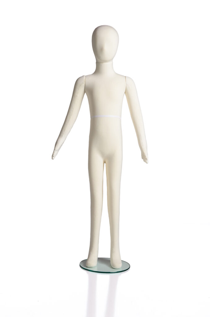 Soft Kids Mannequin 10 Years Old