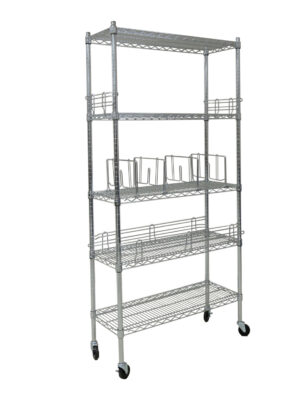 HD Wire Shelving Unit